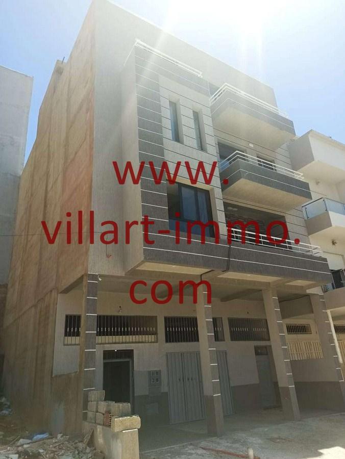 À vendre à Tanger, superbe appartement à Tanger Lbalia