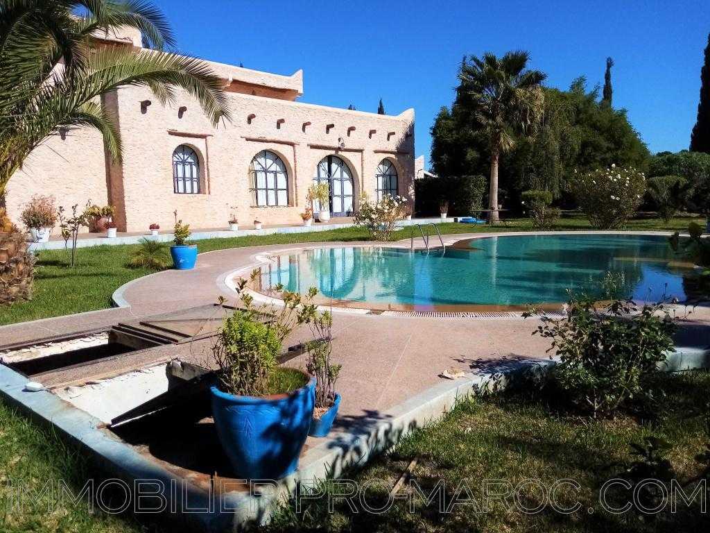Très belle propriété à 13kms d'Essaouira