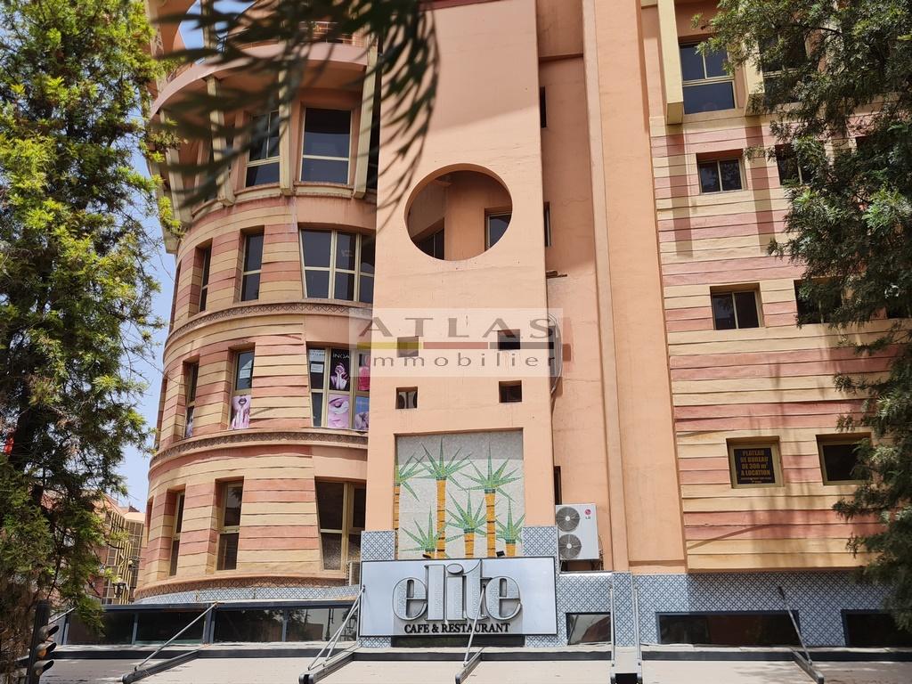 Marrakech Local commercial de 140 m² top emplacement Location ou vente