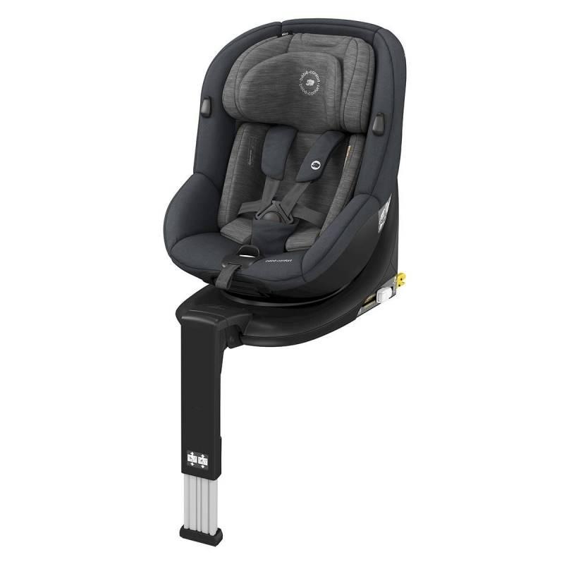 Siège Auto Mica - I-Size Authentic Graphite Gr. 0+/1 Bébé Confort - Maxi-Cosi