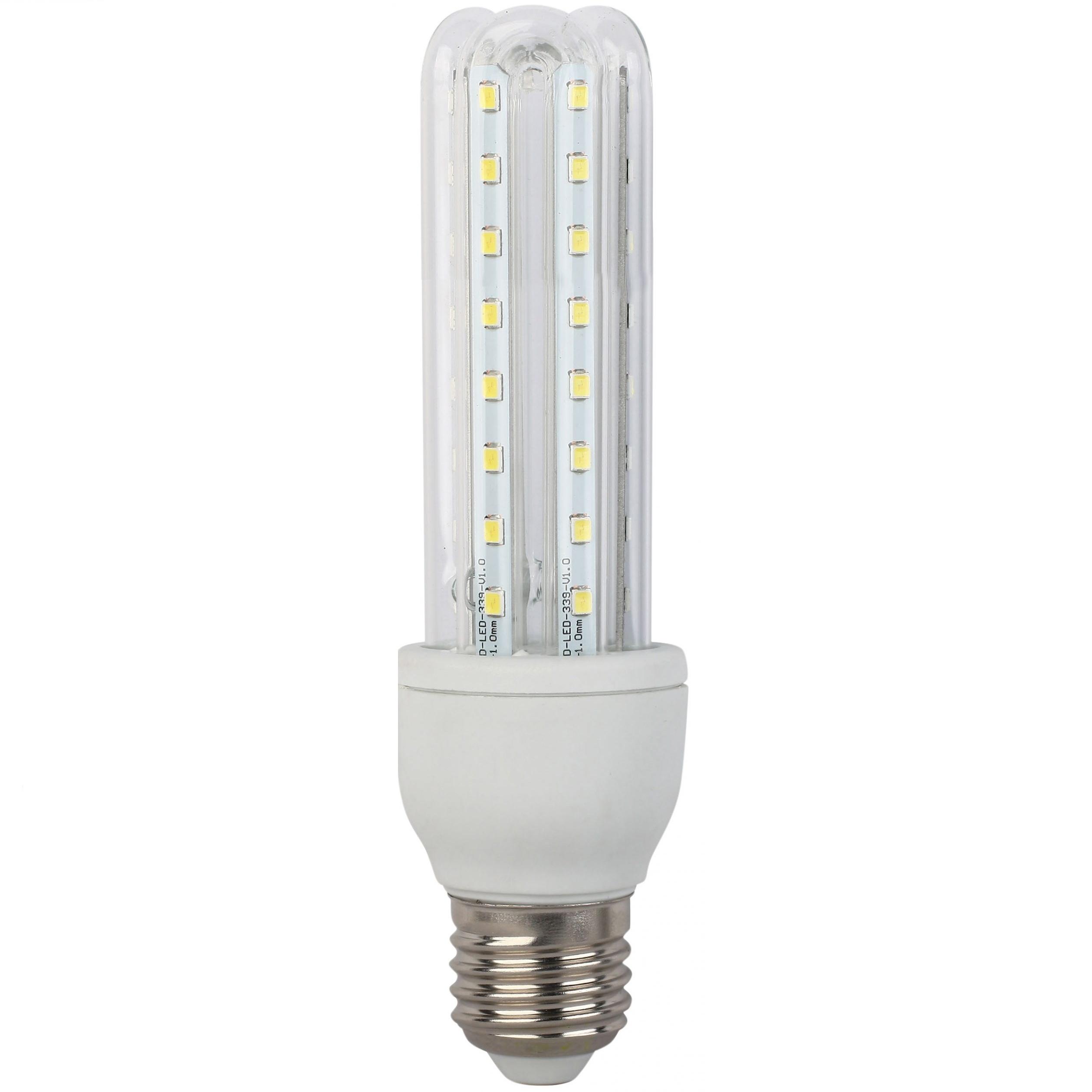 AMPOULE LED 3U-E27-9W-6000K INHK16656S75
