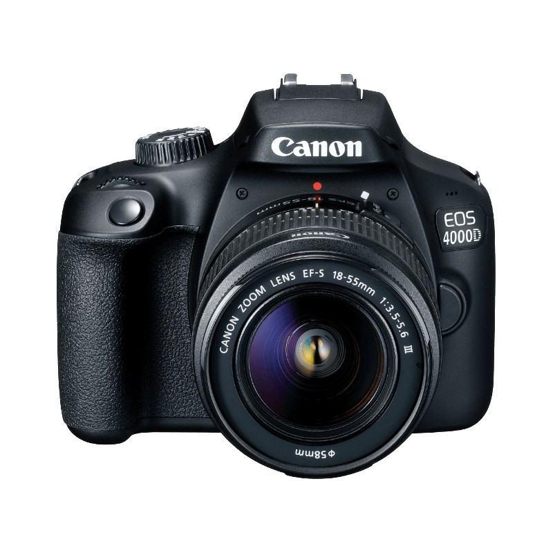 Appareil Photo Reflex Canon EOS 4000D IS 18-55 mm - 3011C003AA