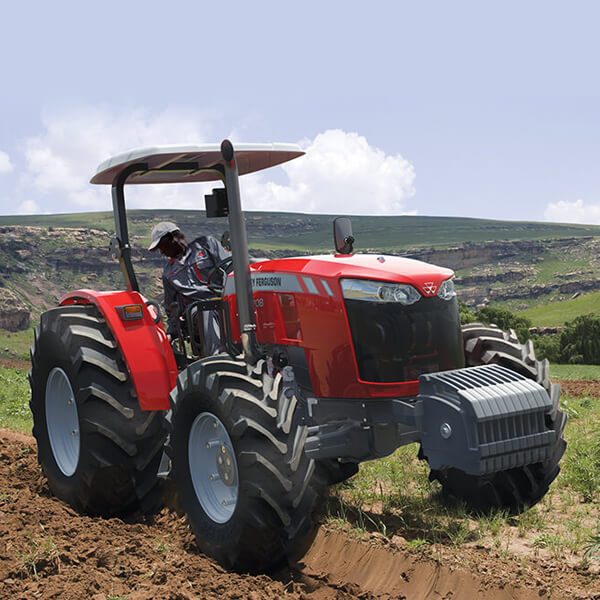 Tracteur MF 4708
