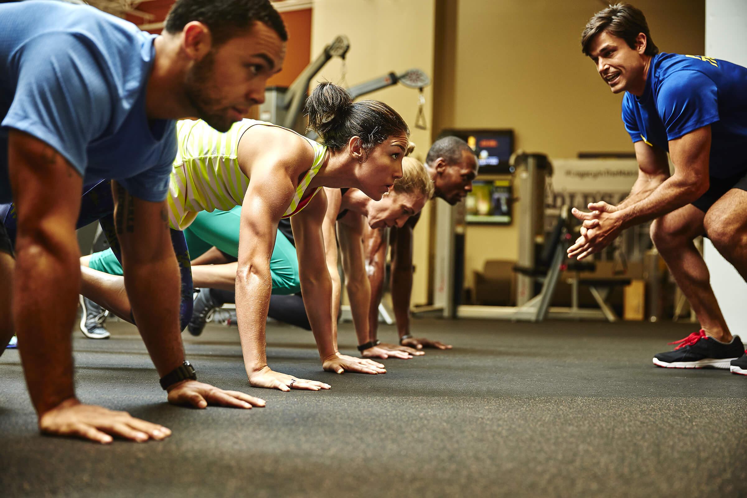 Gold gym maroc